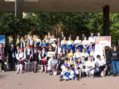 Salou celebra la VII Trobada Bastonera y la Trobada Nacional de Ball de Pastorets