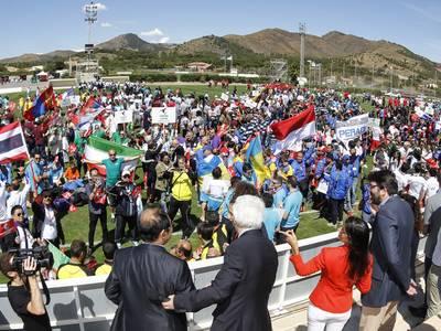 Del 4 al 13 de mayo, se celebra la 19ª edición de Mundiavocat 2018 en el Complex Esportiu Futbol Salou