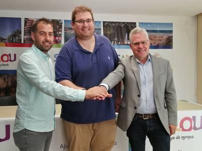 El Ayuntamiento de Salou anuncia la colaboración con el Club de Baloncesto Salou para hacer posible el ascenso a la Liga EBA