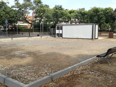 El Ayuntamiento de Salou mejora las instalaciones del Club Petanca Salou