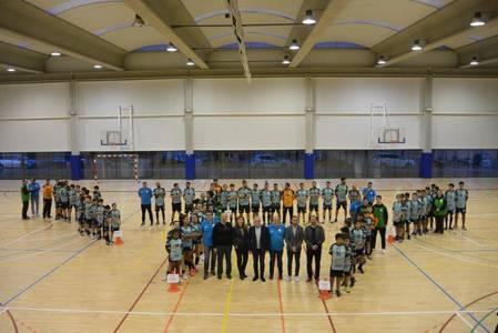 El Club Handbol Salou presenta sus jugadores y jugadoras para la nueva temporada 2019-2020