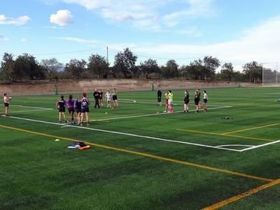 El Complex Esportiu Futbol Salou estrena un campo de rugby y dos campos de fútbol