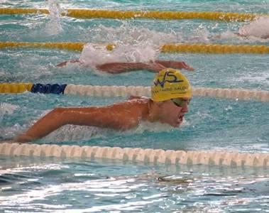 El nadador salouense Aitor San Pedro García competirá con la Selecció de Catalunya Alevina en el Campeonato de España