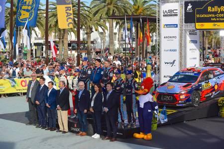 GALERÍA DE FOTOS: 55 edición del RallyRACC Catalunya - Costa Daurada, Rally de España 2019