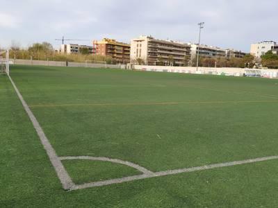 La Junta de Gobierno Local (JGL) de Salou aprueba, inicialmente, el proyecto de obras de sustitución del césped artificial del Campo de Fútbol 11 y nuevo campo de entrenamiento de porteros