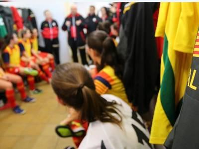 Salou acoge la fase final sub21 femenina de fútbol sala