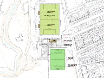 Salou invertirá más de 800.000 euros en la mejora de los campos de fútbol municipal