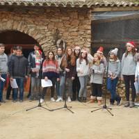 actuación en la Masía Catalana - Navidad