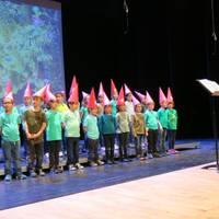Cantata El follet valent en el TAS
