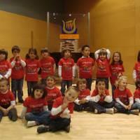 Taller de danzas 4 años