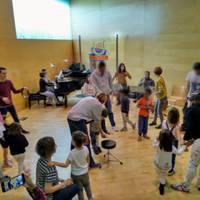 Talleres musicales abiertos a las familias