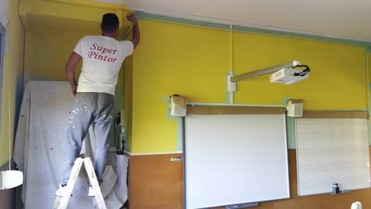 La concejalía de Educación está ejecutando diversas mejoras en las escuelas de Salou por valor de 51.100 euros