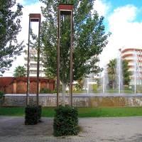 Monumento a la Sardana - Plaza de la Sardana