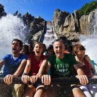 Parque PortAventura World Tutuki