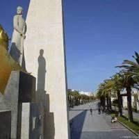 Passeig Jaume I - Monumento Jaume I