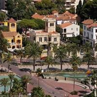 Vista aérea del Passeig Jaume I
