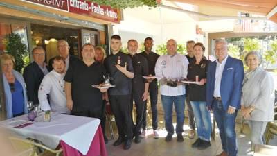 64 restauradores participan en la VIII edición del Gastrotour