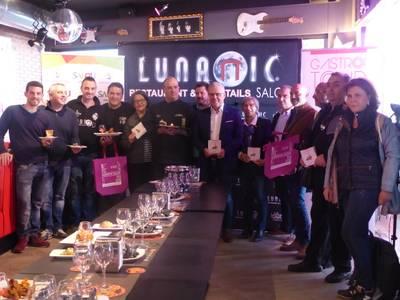 64 restauradores forman la VII edición del Gastrotour Salou 2018