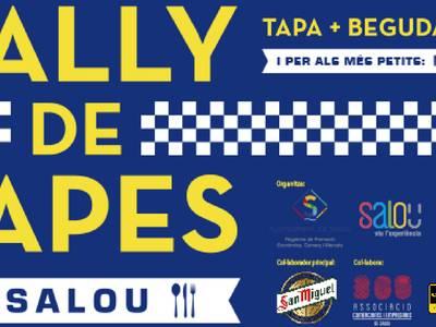 El Rally de Tapes vuelve a Salou del 19 al 28 de octubre