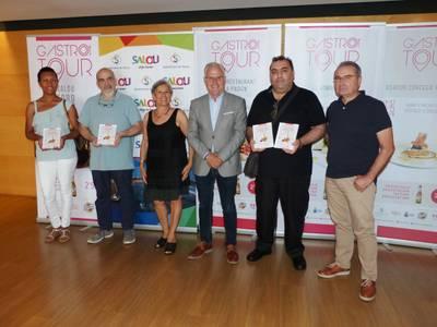 El restaurante 'La Pasión' hace doblete y se lleva el premio a la mejor tapa y la tapa más original del Gastrotour 2018 de Salou