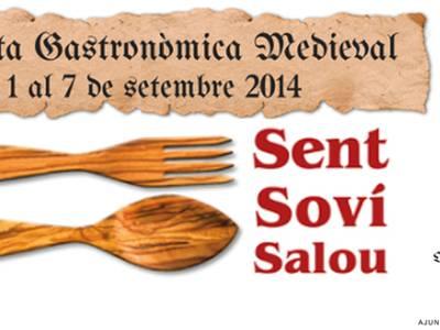 Llega la segunda edición de Sent Soví Salou, la ruta gastronómica medieval