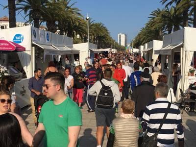 Sabor Salou vuelve a conquistar la Costa Dorada con más de 30.000 asistentes