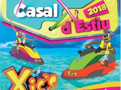 Los más pequeños volverán a disfrutar del verano con el Casal Xic'S