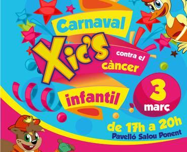 Salou organiza por quinto año el carnaval Xic's solidario contra el cáncer infantil