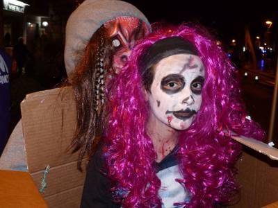 Los jóvenes de Salou encabezarán la Desfilada Zombi de Halloween con sus coreografías
