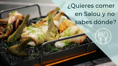 ¡Toda la gastronomía de Salou, en el móvil!