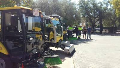 El Ayuntamiento incrementa en 140.000 euros la partida para mejorar la recogida selectiva y la limpieza en el municipio