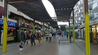 Iniciada la renovación de la calle Zaragoza