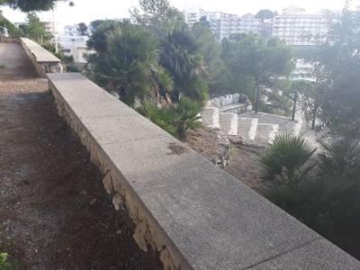 El Ayuntamiento de Salou adjudica la remodelación del parque-mirador de la calle Brussel·les en Capellans