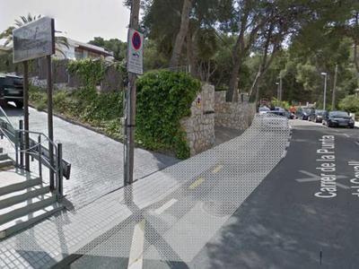El Ayuntamiento de Salou ampliará la acera este de la calle Punta de Cavall
