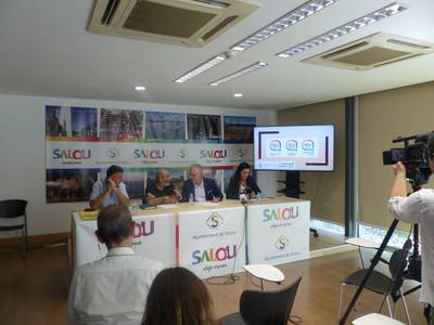 Salou apela al civismo ciudadano para mejorar la limpieza en el municipio e incrementar los índices de recogida selectiva