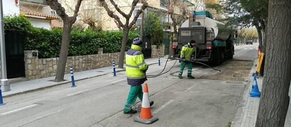 Salou destina 123.000 euros al asfaltado de una veintena de calles