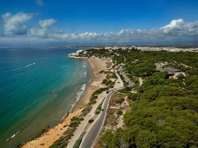 Salou realiza obras de mejora y mantenimiento del emisario de Punta Dorada