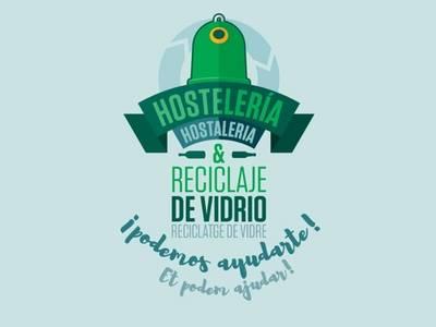 Salou inicia una nueva campaña para promover el reciclaje de vidrio entre los establecimientos restauradores