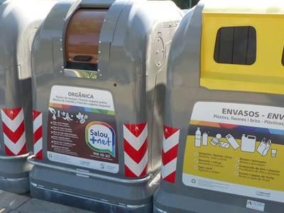 Salou multará el incivismo de aquellos que ensucien la vía pública y depositen la basura fuera de los contenedores con un máximo de 400 €
