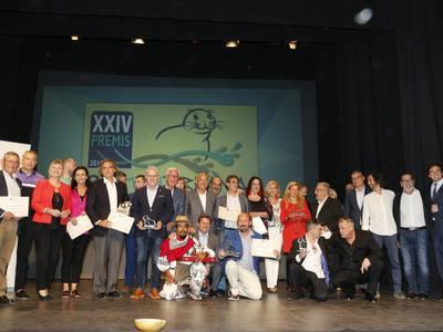 Salou rep el premi Sirusa en el marc dels Premis Ones Mediterrànies per ser el municipi que que ha obtingut els millors resultats en la recollida i la qualitat de la fracció orgànica durant el 2017