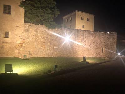 Salou substituye la totalidad de la iluminación exterior de la Torre Vella por otra de más eficiente y potente