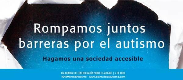 Salou se suma al día mundial de concienciación sobre el Autismo el próximo martes día 3 de abril