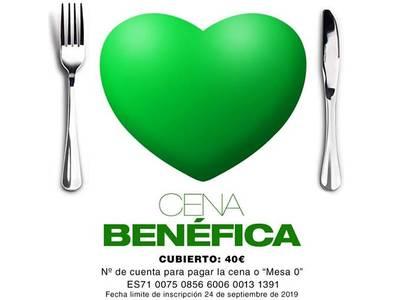 La Asociación Española Contra el Cáncer (AECC) celebra una cena benéfica en Salou, este viernes