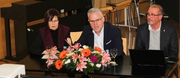 La Asociación Oncológica Dr. Amadeu Pelegrí entrega 36.000 euros a la investigación del cáncer