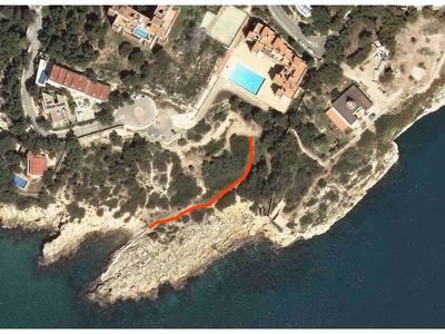 Salou repara y mejora la pavimentación del acceso al Mollet del Far