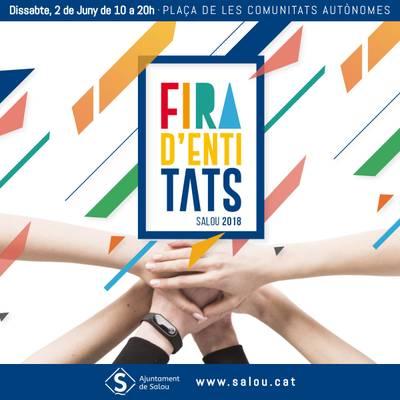 Más de una treintena de asociaciones de Salou participan en la octava edición de la Feria de Entidades