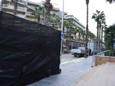 El Ayuntamiento de Salou organiza un dispositivo de seguridad para la celebración del Cós Blanc