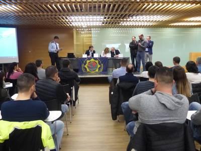 Salou acoge unas Jornadas formativas de actualización penal destinadas a Policias Locales y Mossos