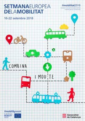 Salou celebra un año más la Semana de la Movilidad Sostenible y Segura con la edición de un tríptico informativo sobre movilidad para los ciclistas