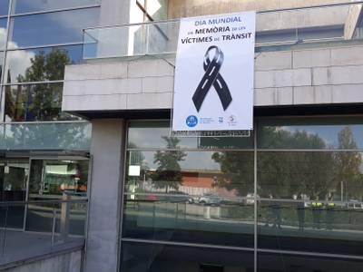 Salou se suma al Día Mundial en recuerdo a las víctimas de accidentes de tráfico